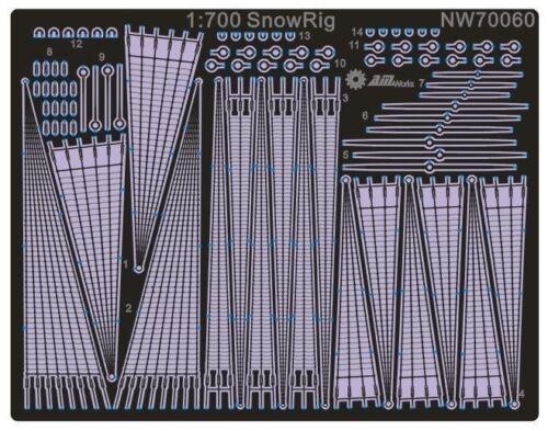 Alliance NW 70060 x 1//700  SnowRig Multi-Use Mast Set