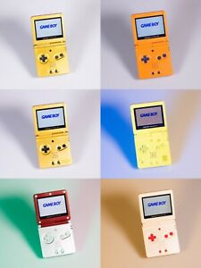 Nintendo Game Boy Advance GBA SP System AGS-101 IPS Brighter Screen MINT USSTOCK