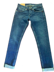 Don-Dup-Jeans-Uomo-Pantalone-UP232-DS050U-P06G-Mod-GEORGE-OCCASIONE