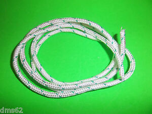 Details about NEW STIHL STARTER ROPE 3 5MM FITS BR420 BR600 BR400 BR500 039  029 MS290 15187S