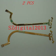 2PCS/ Lens Anti-Shake Flex Cable For Canon EF-S 18-200mm 18-200 mm f/3.5-5.6 IS