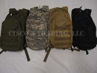 Condor 124 MOLLE Tactical Back Pack Hydration Carrier Modular  with Bladder