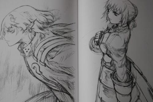 "Sketches/&Drawings JAPAN Yoshitoshi ABe Debut 20th Anniversary Art Book /""So/"""