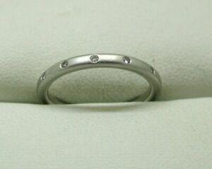 Lovely-Narrow-Platinum-And-Diamond-Eternity-Ring-Small-Size-I
