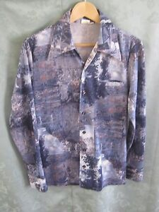 70-039-s-Hobo-Polyester-Leisure-Shirt-Size-Medium-Disco-Era
