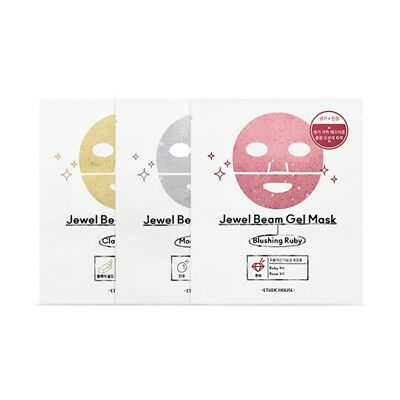 [ETUDE HOUSE] Jewel Beam Gel Mask / Korean Cosmetics