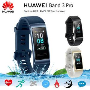 HUAWEI-Band-3-Pro-Fitness-attivita-Watch-GPS-COLORATA-GRANDE-SCHERMO-5ATM-P2S4