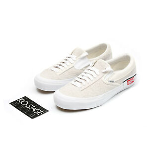 f62c1a24c4 Vans Vault Slip-On Cap Lx Deconstructed White