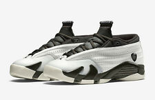 Nike Air Jordan XIV 14 Retro Low PRM GG SZ 7Y Phantom Pewter GS 807510-027