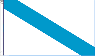 Spain Galicia Federal 5/'x3/' Flag LAST FEW