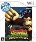 Donkey Kong Jungle Beat -- Wii de Asobu (Nintendo Wii, 2008) - Japanese Version