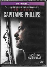 DVD ZONE 2--CAPITAINE PHILLIPS--HANKS/GREENGRASS--NEUF