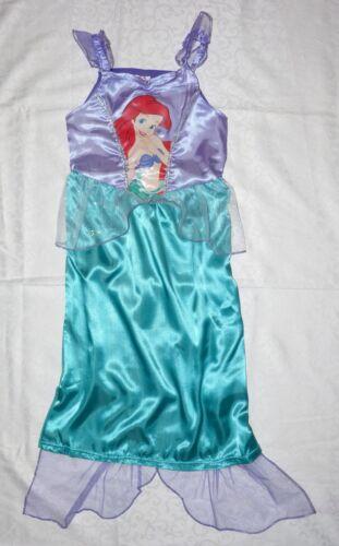 Arielle DISNEY costume sirena principessa MIS 98-104-110-116-122-128