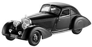 Merveilleuse Nouvelle MODELCAR MERCEDES-BENZ 500K 1939-Noir
