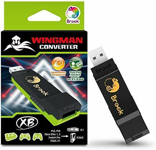 Brook Wingman XB Support PS4 PS3 Xbox One 360 Elite