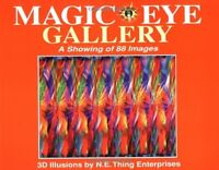 Magic Eye Gallery: A Showing Of 88 Images By Magic Eye Inc., (paperback), Andrew on sale