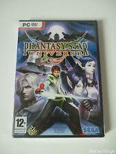PC/ Phantasy Star Universe - Version Française [ New Sealed ]