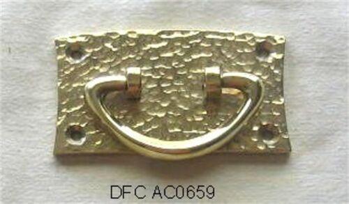 """/""""NEW/"""" ITEM  CAST BRASS CUPBOARD DRAWER PULL DFC RAJ0659"""