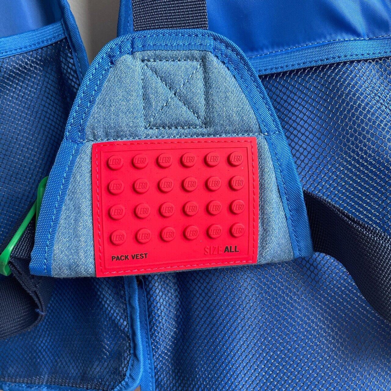 Levi's Legos Denim Tactical Vest  - image 4