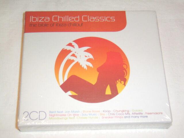 2 CD - Ibiza Chilled Classics The Bible Of Ibiza Chillout - Sealed Neu OVP - 7