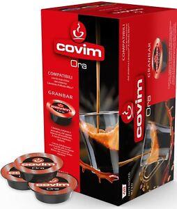 288 Capsule Cialde caffè COVIM GRANBAR compatibili con Lavazza a modo mio