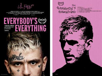 "Lil Peep /""EVERYBODY/'S EVERYTHING/"" Art Music Album Poster HD Print Wall Decor"