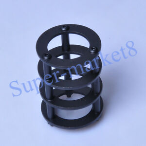1pc-Tube-Guard-Protector-Cover-Aluminum-Black-EL84-6P14-6BQ5-Audio-Amp