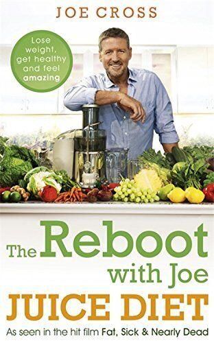 1 of 1 - The Reboot with Joe Juice Diet - Lose weight, get he... by Cross, Joe 1444788345