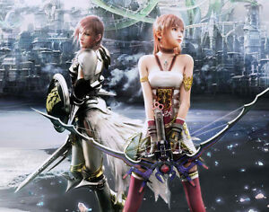 Final Fantasy XIII 13-2 Lightning mouse pad 1 free ship
