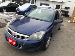 2009 Saturn Astra 5dr HB XE