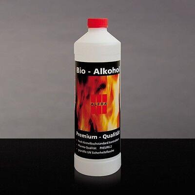 Ernstig 4,92€/l Mhm Bio-alkohol Bioethanol Ethanol Gebinde 4x 1 Liter Eerste Kwaliteit