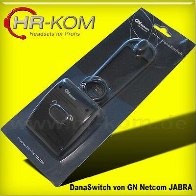 Headsets & Zubehör Büro & Schreibwaren Bescheiden Danaswitch 1600-719 Headset Telefon Umschalter Jabra Gn Netcom Dana Switch 2019 Offiziell