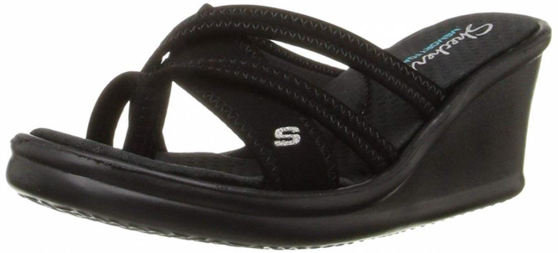 Skechers de Mujer Rumblers Sandalia Sandalia Sandalia de cuña  Ahorre 60% de descuento y envío rápido a todo el mundo.
