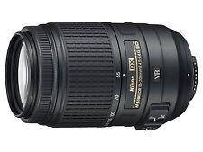 Nikon 55-300mm VR Lens for D3100, D3200, D5100, D5200, D7000 - Import Model