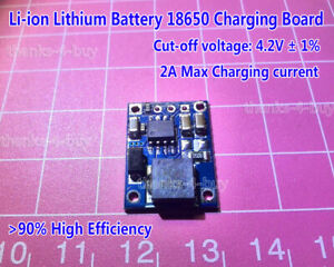 2A-3-7v-4-2v-Li-ion-Lithium-Battery-18650-Charging-Board-with-LED-Charger-Module
