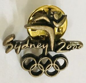 Sydney-2000-Olympic-Games-Official-Pin-Badge-Rare-Vintage-A10