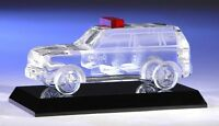 Crystal World Fire Chief Car In Box 3016 - F