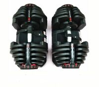 Brand Bowflex Selecttech 1090 Adjustable Dumbbells Set Of Two