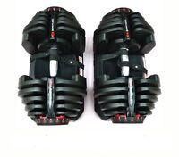 Brand Bowflex Selecttech 1090 Adjustable Dumbbells Set Of Two