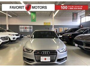 2015 Audi S4 Technik|QUATTRO|V6 SUPERCHARGED|NAV|BANGOLUFSEN|++