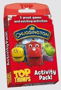 Top Trumps - Chugginton Activity Pack