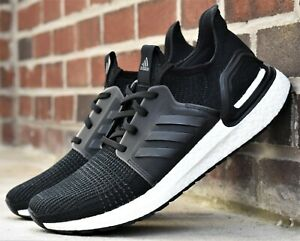 escala Alfabeto Lada  Adidas UltraBOOST 19 m - New Men's Ultra Boost Running Shoes Black White  G54009 | eBay