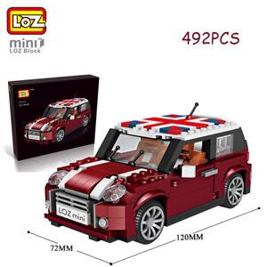 LOZ-Building-Blocks-Kids-Model-Kits-Car-Toys-Gifts-Collecting-Kids-DIY-492PCS