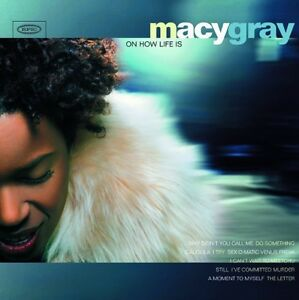 Macy Gray Marcy Gray On How Life Is New Vinyl 180
