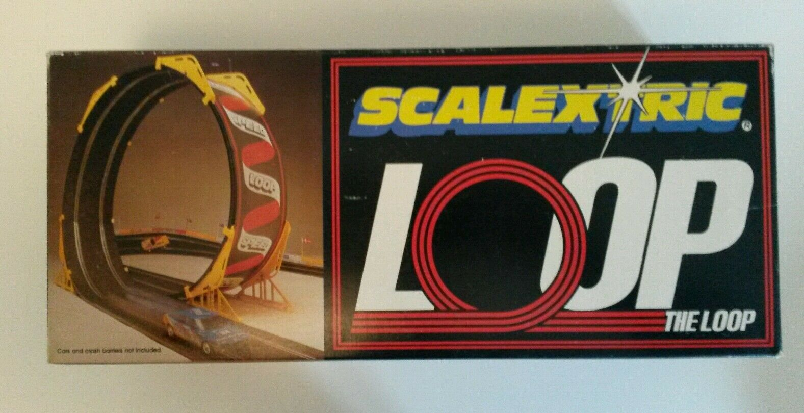 loop the loop box c183 neuf RARE scalextric slot car RARE neuf 6424d3
