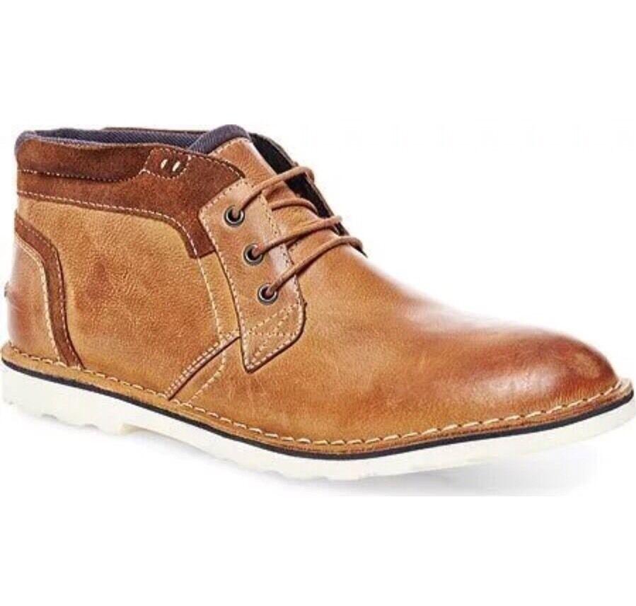 Brand New Steve Madden Men Inflict Chukka Boots Size 11.5 Medium