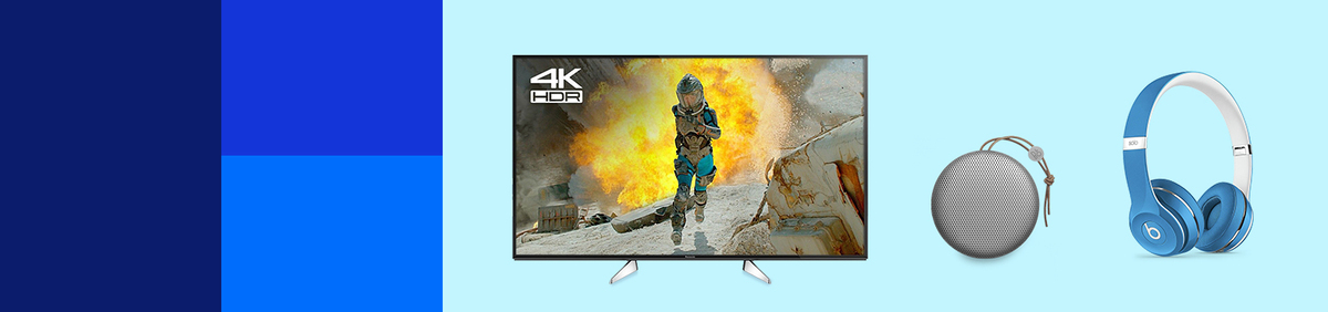 Shop event Save up to 30% on TV & Audio Refurbished with a 12 month warranty