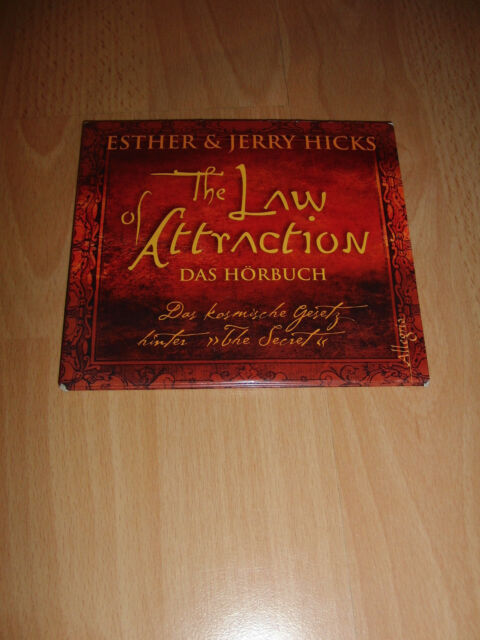 The Law of Attraction - Meditation von Esther & Jerry Hicks (2011)