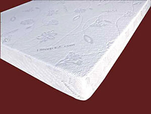 3\u0026quot; Queen 100% Natural Dunlop Latex Mattress Topper with Organic Cotton Cover  eBay