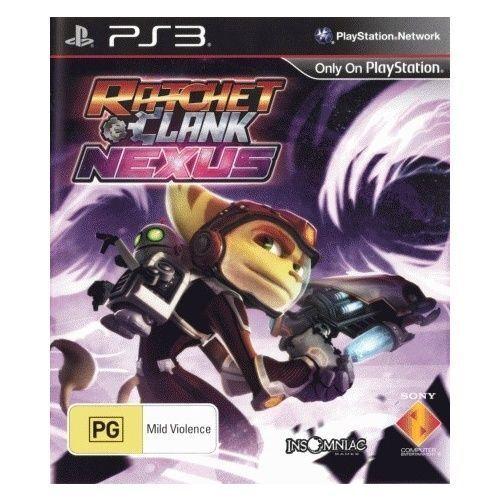 Ratchet & Clank: Nexus (Sony PlayStation 3, 2013)